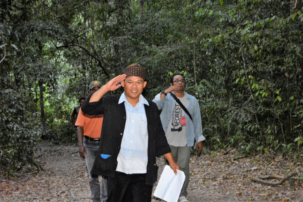 Guatemala provides an example of community forest management for Indonesia